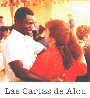 LAS CARTAS DE ALOU. Amb la col·laboració de Cristina García