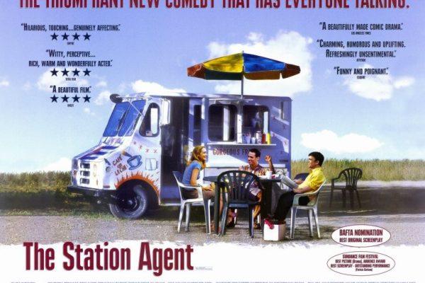 THE STATION AGENT. Vías cruzadas
