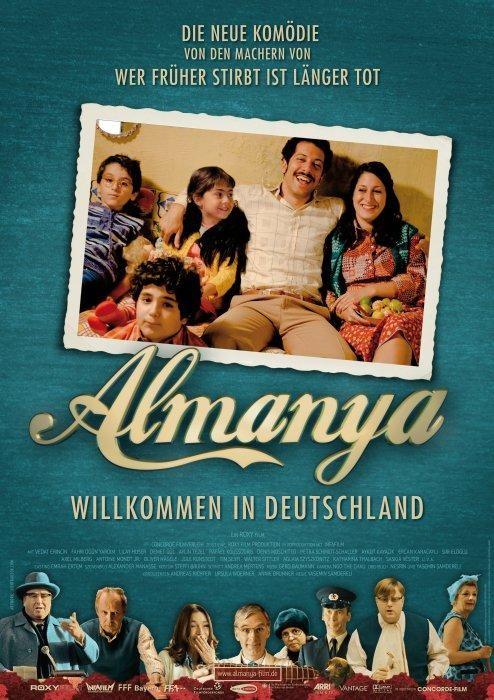 ALMANYA, Willcommen in Deutschland