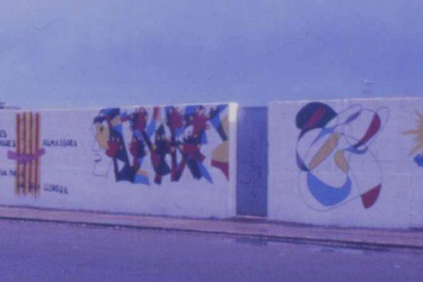GRAFFITIS (un mur oblidat)