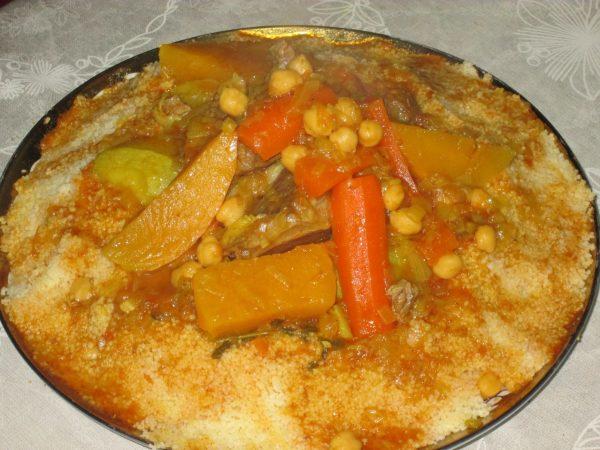 COUSCOUS (Marroc). Hiba Ouadi Souna