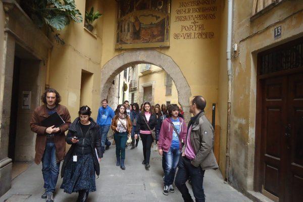 RUTA LITERÀRIA CONTEMPORÀNIA. València