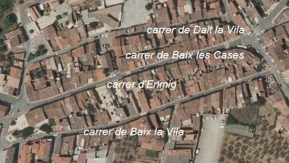 CARRERS (7) SITUACIÓ I ORIENTACIÓ (I)