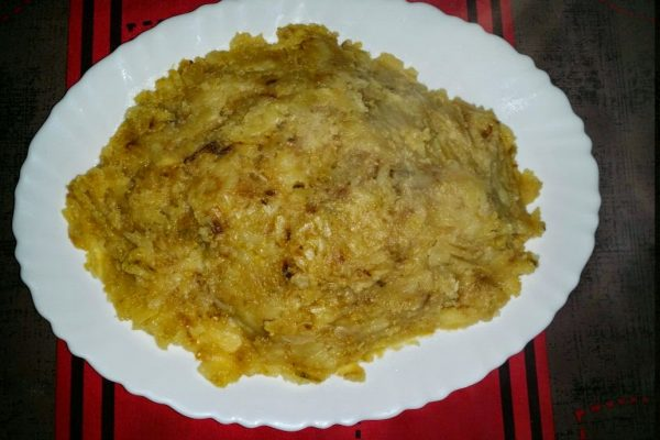 ZARANGOLLO. Un plat de Calasparra. Cristina Garcia