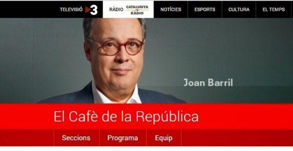 EL REPUBLICÀ DEL CAFÈ