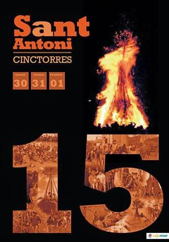 SANT ANTONI A CINCTORRES. Ferran Guardiola