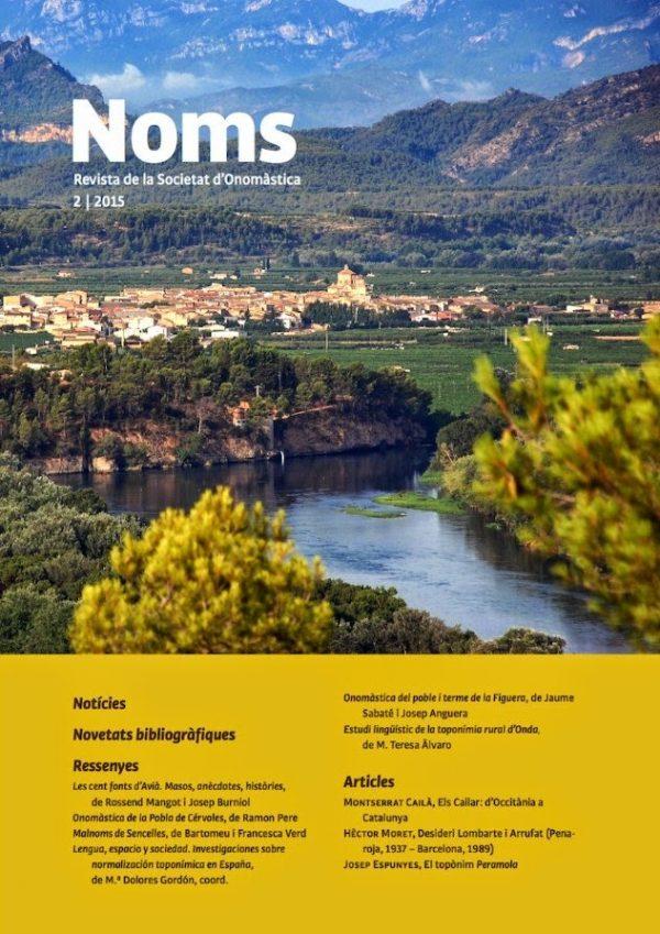 NOMS. Revista de la Sd'O