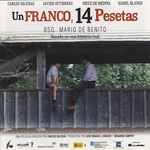 UN FRANCO, 14 PESETAS. Tots hem estat emigrants
