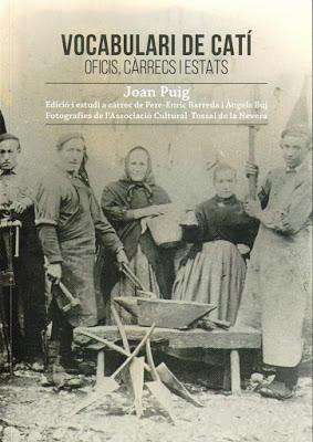 VOCABULARI DE CATÍ. OFICIS CÀRRECS I ESTATS