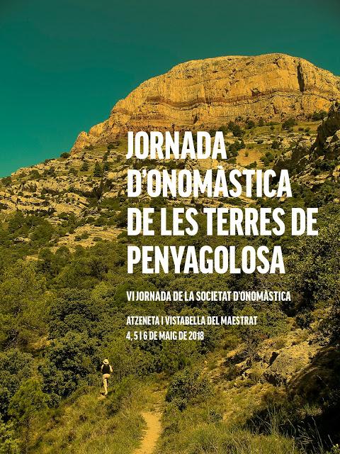 ONOMÀSTICA A LES TERRES DE PENYAGOLOSA