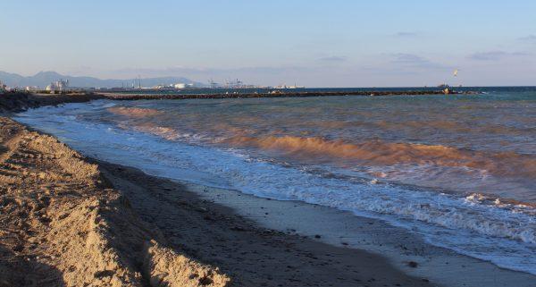 La mar Roja i Job. La mar que tenia marges (11)