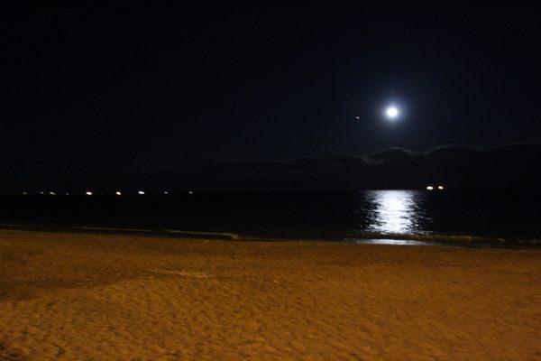 Lluna de cel ventat… Irremeiable-ment!