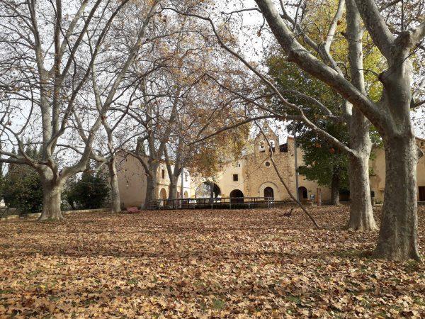 Sant Pau amb les fulles mortes