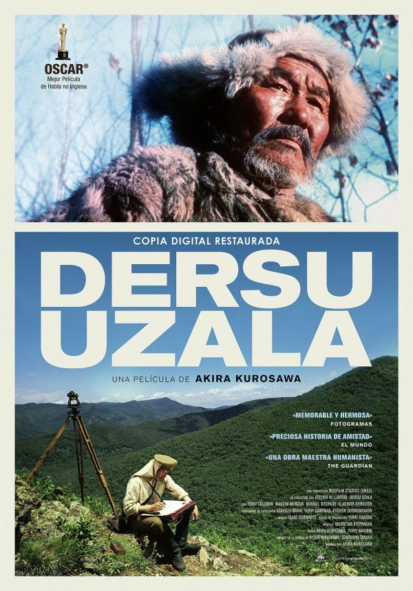 Dersú Uzalá, un dictat de la natura