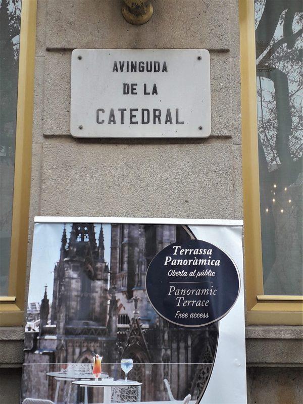 Carrer i església (2) Catedral-ermita (carrers 36)