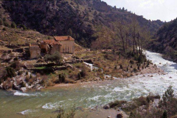 Camins d'aigua del terme de Vistabella